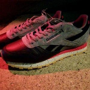 Reebok classic shoe